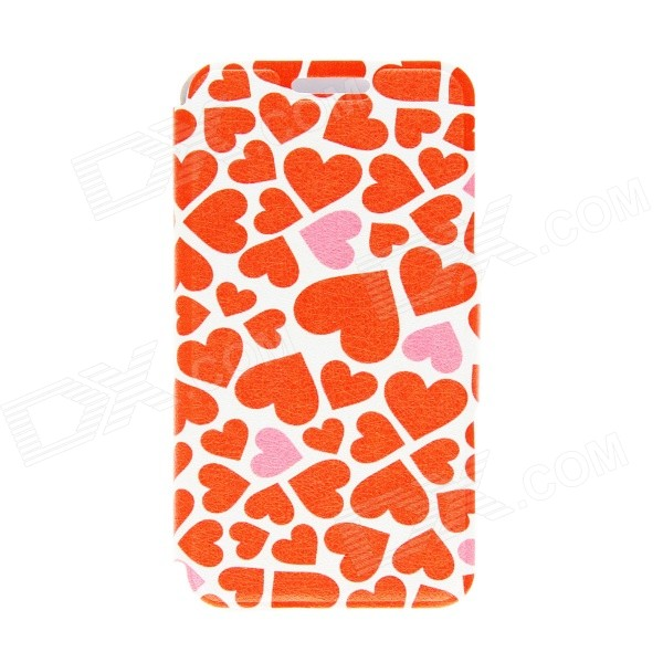 Kinston 'Heart of The Ocean' Pattern PU Leather Full Body Case w/ Stand for Motorola Moto G the ocean at the end of the lane