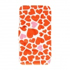 Kinston 'Heart of The Ocean' Pattern PU Leather Full Body Case w/ Stand for Motorola Moto G
