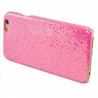 "Stunning Shining Paillette Decorated Plastic Back Case for IPHONE 6 4.7"" - Pink"
