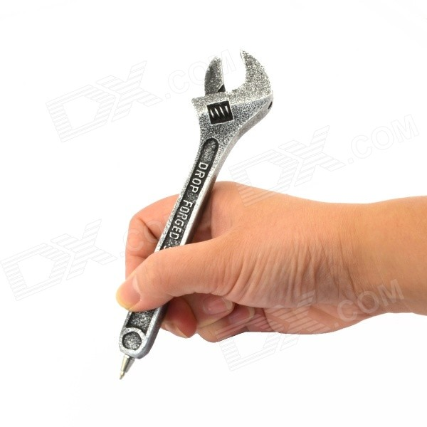 Creative Wrench Style Ballpoint Pen объектив infinity scv 358g 1 3 3 5 8 0 6463