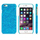 "Stunning Shining Paillette Decorated Plastic Back Case for IPHONE 6 4.7"" - Blue"