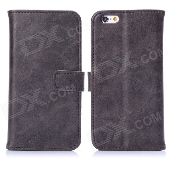 где купить Hat-Prince Protective PU Leather + Plastic Case w/ Stand and Card Slot for IPHONE 6 4.7