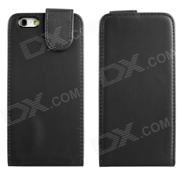 все цены на ENKAY Protective Top Flip Open PU Leather + Plastic Case for IPHONE 6 4.7