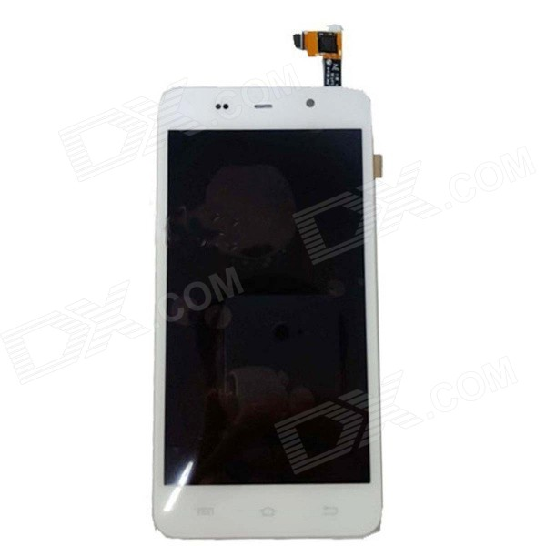 THL W200 Replacement LCD Touch Screen Module - White genuine sony dcr sr62e replacement 2 7 lcd touch screen module