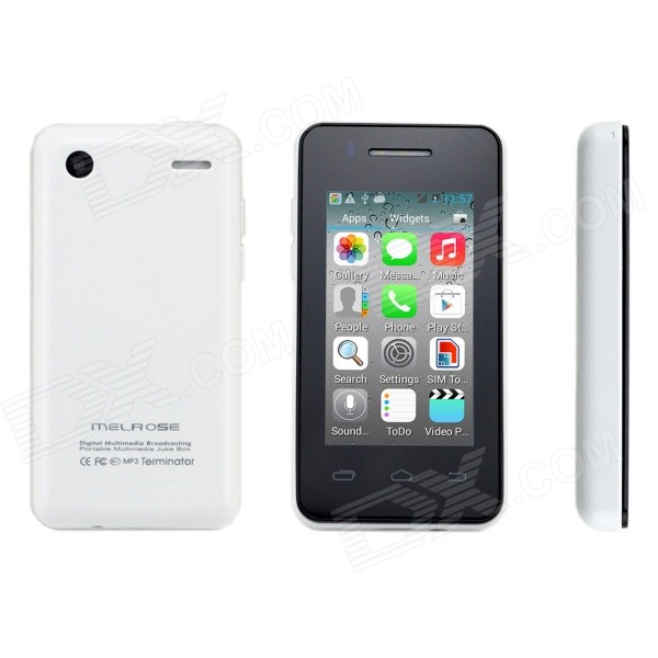 Mini Android 4.2 Dual Core GSM Quad-band Phone w/ 2.4