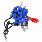 Geeetech GT1 Assembled 3D Printer Hotend V2.0 Extruder - Blue (1.75mm Filament / 0.4mm Nozzle)
