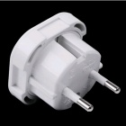 UK to EU AC Power Travel Plug Adapter Socket Converter (10A, 16A 240V)