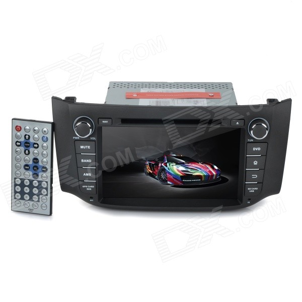 KLYDE KD-8053 8 Android 4.2.2 Dual-Core Car DVD Player w/ 1GB RAM / 8GB Flash / Wi-Fi for Nissan планшет prestigio multipad grace 3118 pmt31183gccis black mediatek mt8321 1 2 ghz 1024mb 8gb wi fi bluetooth cam 8 0 1280x800 android