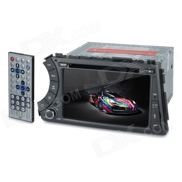 KLYDE KD-7066 7 Android 4.2.2 Dual-Core Car DVD Player w/ 1GB RAM / 8GB Flash / Wi-Fi for SsangYong developments in german politics 4