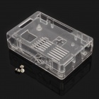 Waveshare G Type Acrylic Case for Raspberry Pi Model B+ - Transparent