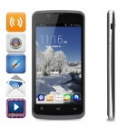 "ZOPO ZP590 Quad-Core Android 4.4.2 Phone w/ 4.5"" Screen, 512MB RAM, 4GB ROM, Dual-SIM - Black"