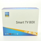 Jesurun T034 Android 4.4.2 Quad-Core Google TV Player w/ 2GB RAM, 8GB ROM, IR Remote, US Plugs