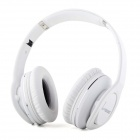 VEGGIEG V8800N Blutooth 4.0 + EDR NFC Headband Style Headphone w/ Microphone - White