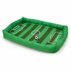 YDL-WA4010-M Fashionable Soccer Field Style Nest Bed for Pet Cat / Dog - Green + Multi-Colored (M)