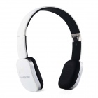 VEGGIEG V6800N Bluetooth 4.0 + EDR NFC Headband Style Headphone w/ Microphone - White
