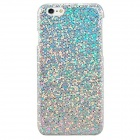 """IPY-I6-003 Stunning Flashing Paillette Decorated Plastic Back Case for IPHONE 6 4.7"""" - Silver"""