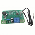 "HF 0.56"" LCD Digital Thermostat Temperature Controller - Green (12V)"