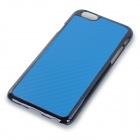 "Protective Plastic Back Case Cover for IPHONE 6 4.7"" - Blue"