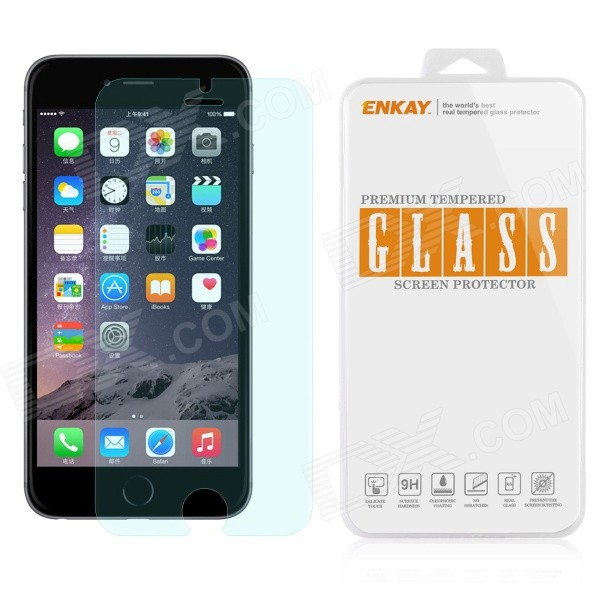 ENKAY 0.26mm 9H 2.5D Explosion-Proof Tempered Glass Screen Protector for IPHONE 6 PLUS 5.5""