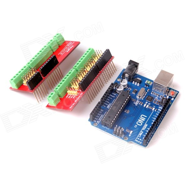 Screw shield v stud terminal expansion board uno r for