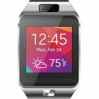 1.54'' MTK6260A Quad-band GSM Bluetooth Smart Watch Phone w/ WiFi for IPHONE, Android Phone