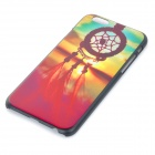 "Dreamcatcher Pattern Protective Plastic Back Case Cover for IPHONE 6 4.7"" - Black + Multi-colored"