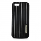 "Creative Suitcase Style Protective PC Back Case Cover for IPHONE 6 4.7"" - Black"