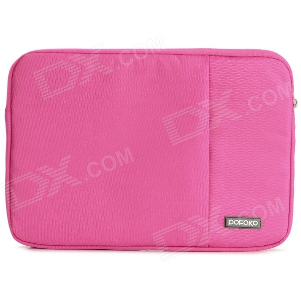 "POFOKO Protective Nylon Case / Bag for 11.6"" MACBOOK AIR / PRO - Deep Pink"