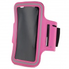 "ALS Fashion Rubber Armband for IPHONE 6 4.7"" - Deep Pink"
