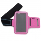 "ALS Moda Rubber Armband para iPhone 6 4.7 ""- Deep Pink"