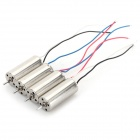 Iron 6-CH R/C Quad-Copter Forward / Reverse Motors Set for FY310B X6 - Silver