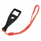 GP122A Aluminum Alloy Wrench for GoPro Hero 2 / 3 / 3+ - Black + Red