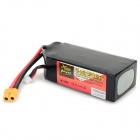 ZOP 5200mAh 11.1V  30C 3S Battery w/ XT60 Connector for R/C Aircraft Model - Black