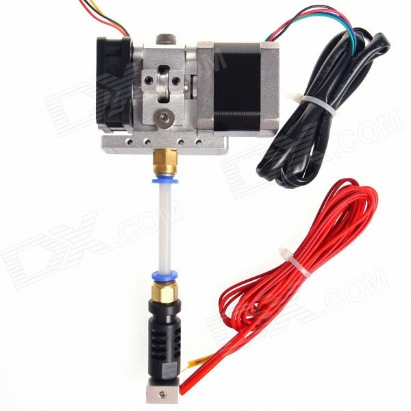 Geeetech GT7L 3D Printer Extruder J-Head Nozzle - Silver n j patil r h chile and l m waghmare design of adaptive fuzzy controllers