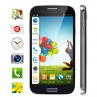 "S9500 MTK6589 Quad-Core Android 4.2.1 WCMA Phone w/ 5.0"" HD, Bluetooth, FM, GPS, 4GB ROM - Black"