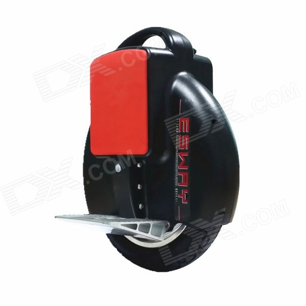 ESWAY ES-X3 Self-Balancing Electric Unicycle / Scooter Bicycle Wheel - Black (67V) 2016 hot sale 24v 150w 12km h 120kg 15 17km four wheel electric scooter hoverboard skateboaed