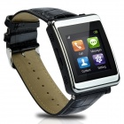 "Aoluguya JHSP2 Smart GSM Watch Phone w/1.54"" Screen, Bluetooth, GPS, Sleep Monitor, Pedometer"