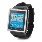 "ZGPAX S6 1.54"" Touch Screen Dual Core Android 4.0 3G Smart Phone Watch w/ Camera, Wi-Fi - Black (EU)"