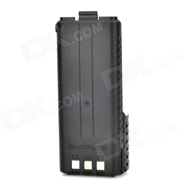 BaoFeng 7.4V 3800mAh Li-ion Battery for 5R Series / TYT-F8 / F9 / TongFa 985 - Black Omaha Купля продажа товаров