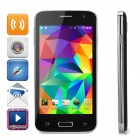 "miXc S5i Android 2.3 SC8810 Quad-Band Phone w/ 4.0"" Screen, Dual-SIM Standby, Dual-Cam - Black"