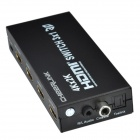CHEERLINK 3 x 1 HD 3D 4K x 2K 2016P HDMI 1.4b Switch w/ MHL, 5.1/2.1 Audio Channel - Black