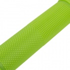 Aluminum Alloy + Rubber Bike Bicycle Handlebar Grip Covers - Green (2pcs)