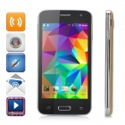 "miXc S5i Android 2.3 SC8810 Quad-Band Phone w/ 4.0"" Screen, Dual-SIM Standby, Dual-Cam - Gold"