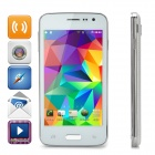 "miXc S5i Android 2.3 SC8810 Quad-Band Phone w/ 4.0"" Screen, Dual-SIM Standby, Dual-Cam - White"