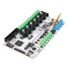 Geeetech Rumba Atmega2560 3D Printer Controll Board - White + Black