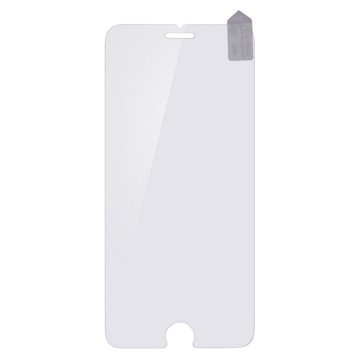 AOLUGUYA 2.5D 0.26mm Premium Tempered Glass Screen Protector for IPHONE 6 4.7 - Transparent benks magic kr pro 0 15mm 3d curved tempered glass screen protector for iphone 6s plus 6 plus full cover white