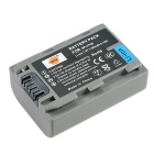 DSTE NP-FP50 Battery for Sony HC96 SR100 HC24E Camcorder