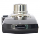 Ambarella A7 HD 18MP 1080P 60FPS CMOS-170 Wide Angle Night Vision Car DVR Camcorder - Zwart