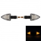 MZ 12-LED 0.6W 50LM Motorcycle Arrow Steering Light (12V / 2PCS)