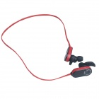 HV803 Wireless Stereo Bluetooth 3.0+EDR Sports Headphone - Black + Red